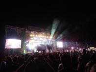 Weezer at Forecastle 2017