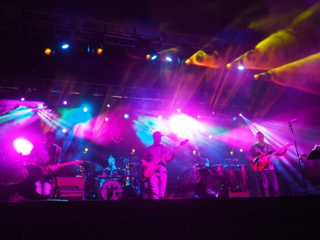 Umphrey's McGee at MoonTower 2017
