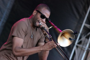 Trombone Shorty | Bourbon & Beyond 2017 | 📸: This Man Is Not My Father