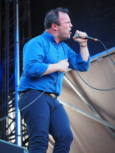 Future Islands | The National Homecoming 2018