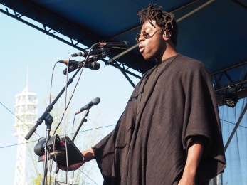 Moses Sumney | The National Homecoming