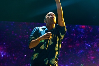 Anderson Paak & The Free Nationals performs The What Stage on Saturday