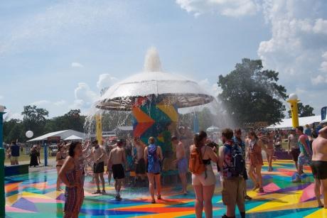 Centeroo Fountain